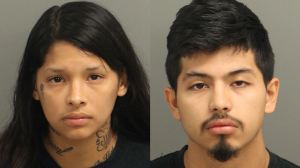 Maria Elizabeth Peña-Echeverria, 18, (left) was charged with murder Saturday. By Tuesday, Johnathan Daniel Villanueva-Galer, 19, (right) had also been charged with murder and police obtained juvenile petitions for a 16-year-old in custody.