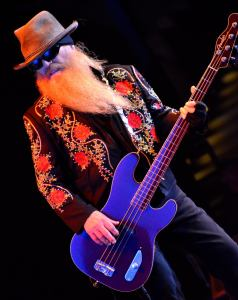 """""""We are saddened by the news today that our Compadre, Dusty Hill, has passed away in his sleep at home in Houston, TX."""