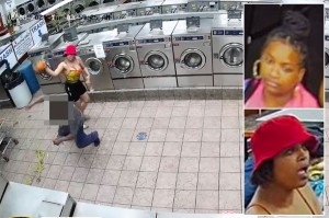 Police are looking for these two women in connection to an assault in a Brooklyn laundromat last month in which a 69-year-old man was hurt. NYPD
