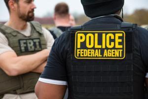 FBI agents. (Melanie Rodgers Cox/US Air Force)