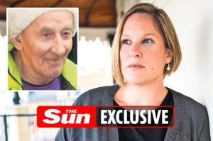 Sarah Sands, 38, killed Michael Pleasted, 77, after he groomed and abused her son Bradley then 12