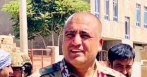 Credit to Afghan security adviser Nasser Waziri