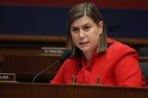 Rep. Elissa Slotkin (D., Mich.) / Getty Images