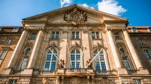 Superior court Kammergericht in Schöneberg, Berlin. Photo taken Oct. 7, 2019 (Eduardo Fonseca Arraes/Getty Images)