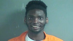 """Jerry Crawford, 25, was serving time for burglary when he was let out on """"public health emergency credits"""" to parole supervision on Nov. 4. (Cumberland County Jail)"""