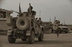 U.S. Soldiers from 1st Squadron, 73rd Cavalry Regiment, 2nd Brigade Combat Team, 82nd Airborne Division, in the Central Command (CENTCOM) area of responsibility, Oct. 25, 2020.