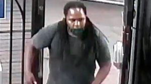 The NYPD released this photo of a suspect who allegedly choked a woman unconscious and tried to rape her on a subway train (NYPD)