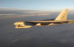 US strategic bomber B-52H © Russian National Defense Control Center/TASS
