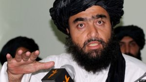 Ahmadullah Muttaqi, the Taliban's director of information and culture.
