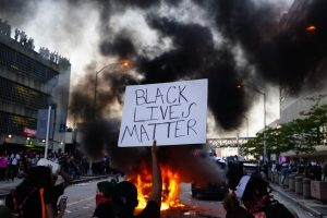 Black Lives Matter riots in Atlanta in July 2020 / Getty Images