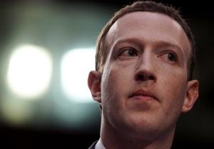 Facebook CEO Mark Zuckerberg / Getty Images