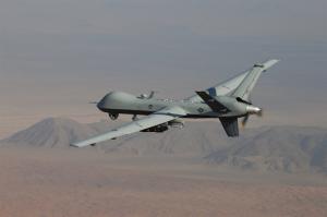 MQ-9 reaper drone (U.S. Air Force Photo/Lt. Col. Leslie Pratt)