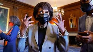 Rep. Maxine Waters, D-Calif., has paid her daughter over $1 million in campaign funds over the years.  ((AP Photo/J. Scott Applewhite))
